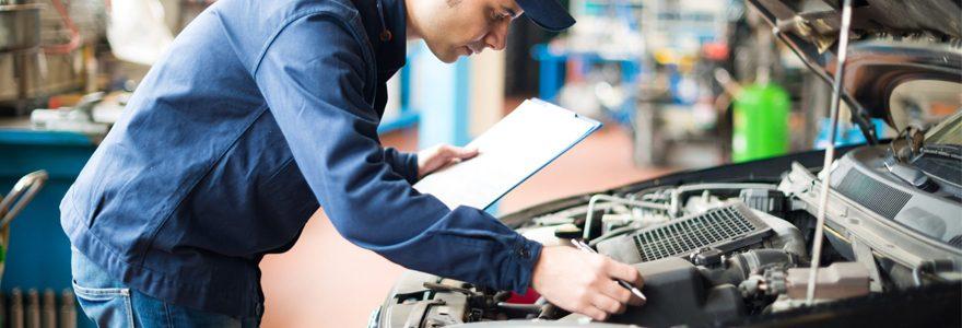 Comment réparer le climatiseur de sa voiture?