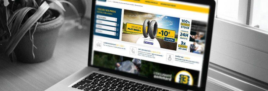 Guide d'achat de pneus en ligne