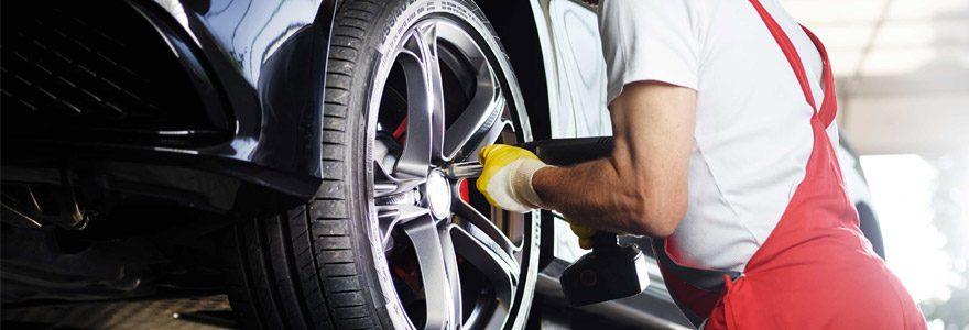 Quels pneus choisir pour une voiture de sport ?