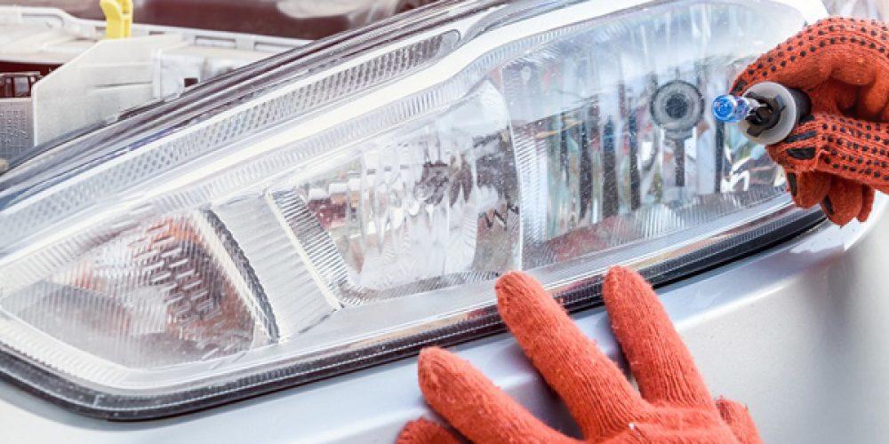 Achat d'ampoules et de lampes pour véhicules