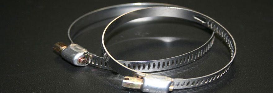 Quels sont les différents types de colliers de serrage ?