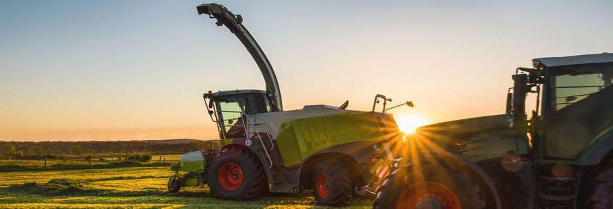 Du matériel agricole de haute qualité