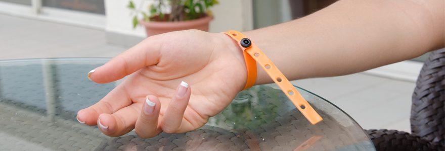 Matériel événementiel : acheter des bracelets d'identification en ligne