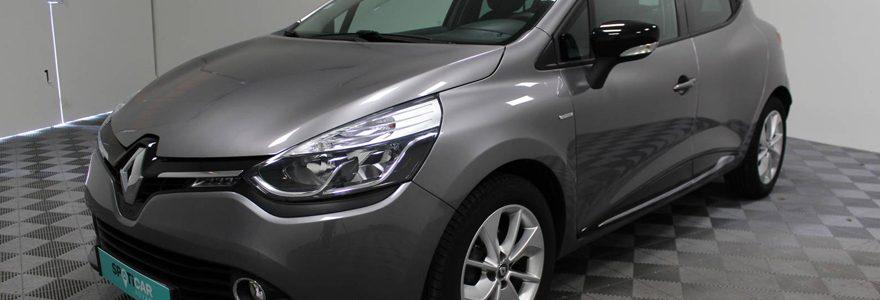 Trouver les meilleures offres de Renault clio 4 d'occasion à Saint-Nazaire