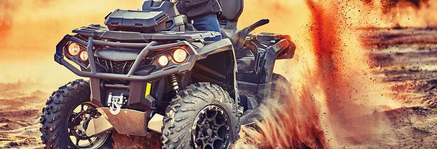 Trouver un spécialiste en ligne pour l'achat de pneus de quad